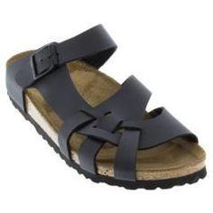 Birkenstock Pisa Black Sandals