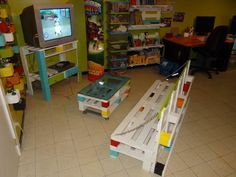 Chambre Enfant Complète En Palettes / Pallets Kids Room Fun Crafts for Kids