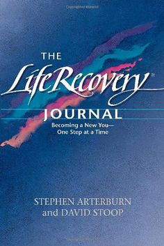 The Life Recovery Journal: Becoming a New You - One Step at a Time by Stephen Arterburn http://www.amazon.com/dp/1414328230/ref=cm_sw_r_pi_dp_WY4.tb1R4WV2E