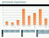 Free Download Personal Expense Report Budget Form Sample  Travel
