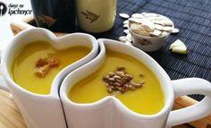 #1 Zupa dyniowa z gruszkami