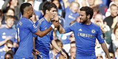 Un taconazo de Mata hace líder al Chelsea - El Mundo