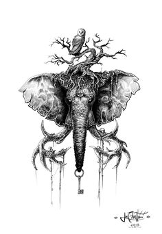 The Keeper by Luca Zavattini, via Behance