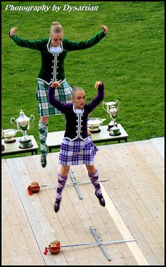 Scottish Highland Sword Dance