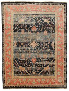 Oushak Carpet 243x320 Prayer Rug Flooring Rugs On Carpets Oriental