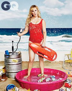Amy Schumer - GQ's 15 Funniest People Alive