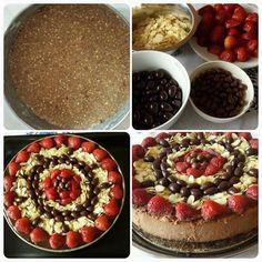 B-day torta