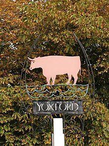 Yoxford - Wikipedia