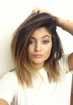 californiana em cabelo curto com franja - Pesquisa Google