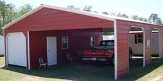 Catapult Steel Buildings Metal Buildings-Metal Barns-Carports-RV ...