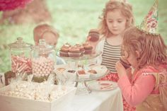 Best Kids Parties: A Woodland Fairy Fantasy — My Party: Haddie (Portland, OR) | Apartment Therapy