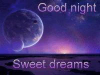 Good Night Sweet Dreams   Good night Sweet dreams Image
