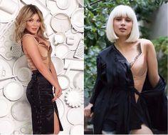 Cui îi stă mai bine: Gina Pistol sau Lora?