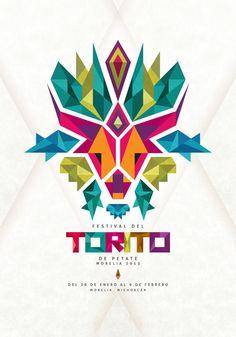 Festival del Torito Morelia 2013 on Behance