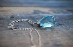Sea Gold Necklace  by Bark Decor by barkdecor on Etsy, $30.00