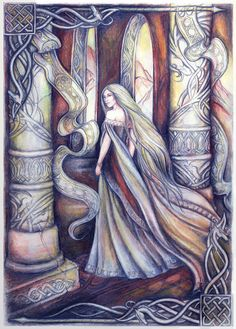Eowyn by jankolas on DeviantArt Legolas, Fantasy World, Fantasy Art, Wicca, Shield Maiden, Into The West, Jackson, Jrr Tolkien, Deviantart