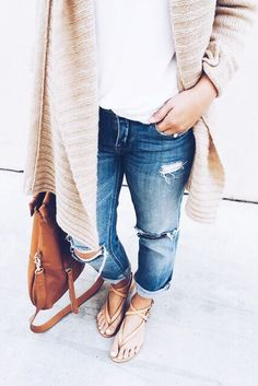 comfy and chic outfit