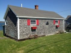 Waterfront, Beach, Sunsets, Views, Deck, Yard, & Walk Lubec!Vacation Rental in Lubec from @HomeAway! #vacation #rental #travel #homeaway