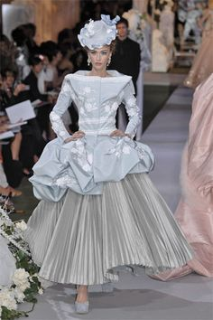 Christian Dior Fall 2007 Couture