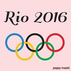 The opening ceremonie for the Olympic Games will take place today in Rio de Janeiro in the Maracanã football stadium. The ceremonie will of course include the lighting of the Olympic flame with the Olympic torch, showing most of the Olympic contestants, a show and loads more. WHICH SPORT ARE YOU LOOKING FOWARD TO?  De opening ceremonie van de Olympische Spelen zal vandaag plaats vinden in Rio de Janeiro in het Maracanã voetbal stadion. De ceremonie zal natuurlijk het aansteken van het…