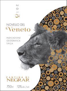 Novello del Veneto 2013 wine package design