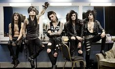 black veil brides 2013 | Black Veil Brides … 'We want people to know they shouldn't feel like ...