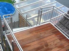 Balkon Anbaubalkon + Wangentreppe Außentreppe verzinkt in Heimwerker, Fenster, Türen & Treppen, Treppen   eBay