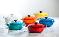 11 Things You Should Know Before Buying Le Creuset Cookware  - HouseBeautiful.com