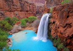 Havasupai Indian Reservation-Grand Canyon