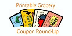 Grocery Coupon Round-Up