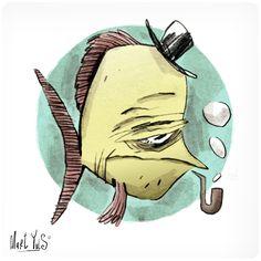 un pez de ciudad ~