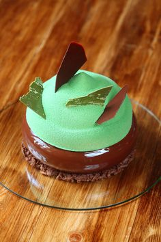 "Verdade de sabor: Торт ""Грин"" / Torta ""Green"""