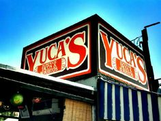 Yuca's Taco Hut may appear to be just a little stand in the middle of a parking lot, but the outstanding food served from this humble local joint has made Yuca's a community landmark.