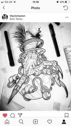 Gothic Tattoo, Tattoos, Art, Goth Tattoo, Art Background, Tatuajes, Tattoo, Kunst, Performing Arts