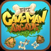 GPI Caveman Arcade iPhone Game