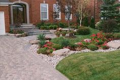 1000 images about front yard landscaping ideas on for Garden design ideas toronto