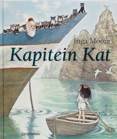 Kapitein Kat, Inga Moore | Flickr - Photo Sharing!