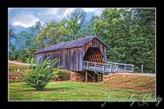 Fine art old covered bridge scene from original digital paintings produced using Corel Paint, Photoshop, Wacom Brush Tablet, and hand painted textures by the artist. Prints are printed on various textured paper, canvas material, and framed. Visit us on Fine Art America at: www.fineartamerica.com/profiles/christy-padgett    Old Bridge, Covered Bridge, Bridge, Bridges, Historic Bridge, Rustic Scene, Country Scene, Old Bridge Painting, Bridge Art,  Wall Art, Wall Decor, Home Decor, Gift For Him