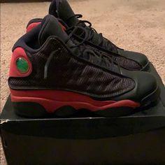best sneakers e77b9 2ecfc Jordan Shoes   Retro Jordan Breed 13s   Color  Black Red   Size