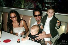 Musician Chris Cornell and Wife Vicky Karayiannis with 9 Month Old Son Christopher, Family Members and Friends at F.a.o. Schwartz to Celebrate the 2nd Birthday of Daughter, Toni 5th Avenue 09-16-2006 Photos by Rick Mackler Rangefinder-Globe Photos Inc. 20