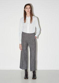 Tweed Trouser