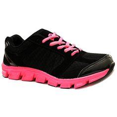 Womens Shock Absorbing Trainer Running Jogging Trainers - [UK & Ireland]
