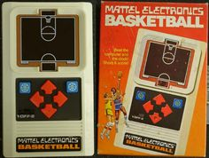 Mattel Electronics Basketball