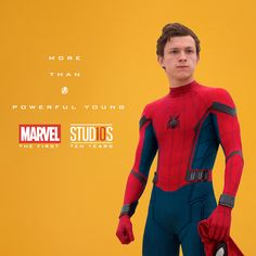 #tomholland #marvel #fanart #spiderman The first 10 years =)