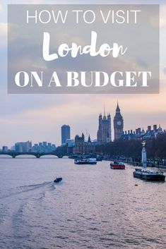 London is a fun city to visit when you're in Europe, but it isn't the cheapest. Here are some tips on how to save money when visiting London on a budget. We are want to say thanks if you like to share this post to another people via your […] Europe Travel Tips, European Travel, Budget Travel, Travel Destinations, Travel Plan, Travel Advice, Backpacking Europe, Travel Guides, Student Travel