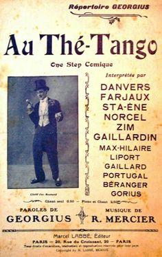 Au the Tango - Paris
