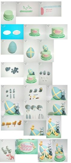 step by step...how to sugarpaste