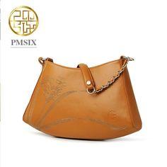 AliUSAExpressWomen bag 2016 new quality genuine leather bag famous brands women bag fashion women shoulder cowhide small bag | AliUSAExpress