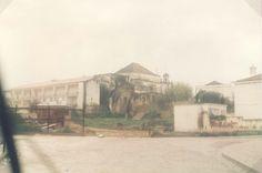 Hospital antigo e Horta Del rei Painting, Vegetable Garden Planner, Painting Art, Paint, Draw, Paintings