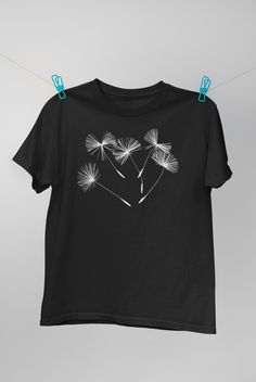 Lovely dandelion... . . For more details and more products click on the image. Dandelion, Mens Tops, T Shirt, How To Wear, Image, Women, Products, Fashion, Supreme T Shirt